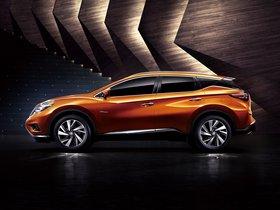 Ver foto 2 de Nissan Murano Hybrid China  2015