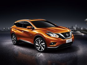 Fotos de Nissan Murano Hybrid China  2015