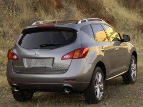 Ver foto 7 de Nissan Murano USA 2008