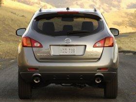 Ver foto 6 de Nissan Murano USA 2008