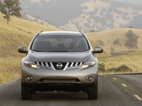 Ver foto 4 de Nissan Murano USA 2008