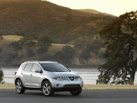 Ver foto 9 de Nissan Murano USA 2008