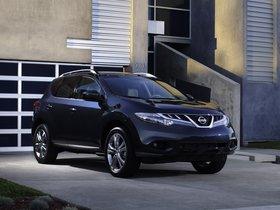Ver foto 1 de Nissan Murano USA 2010