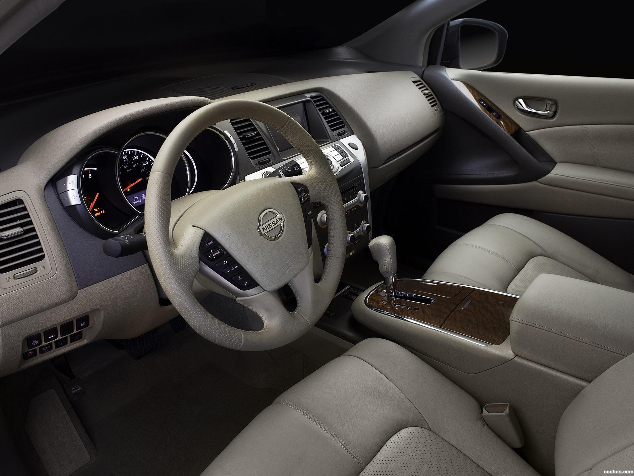 Foto 10 de Nissan Murano USA 2010