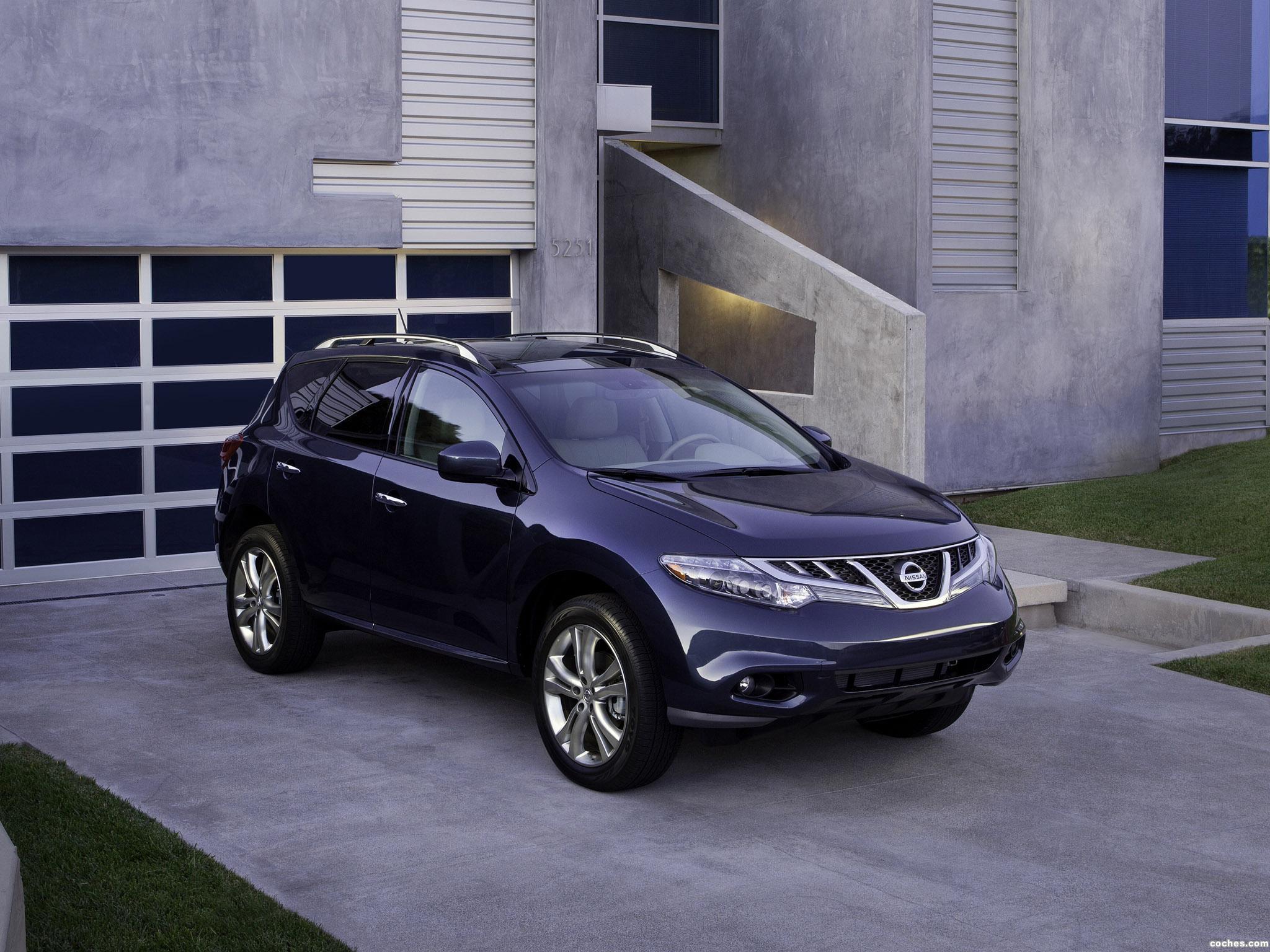 Foto 6 de Nissan Murano USA 2010