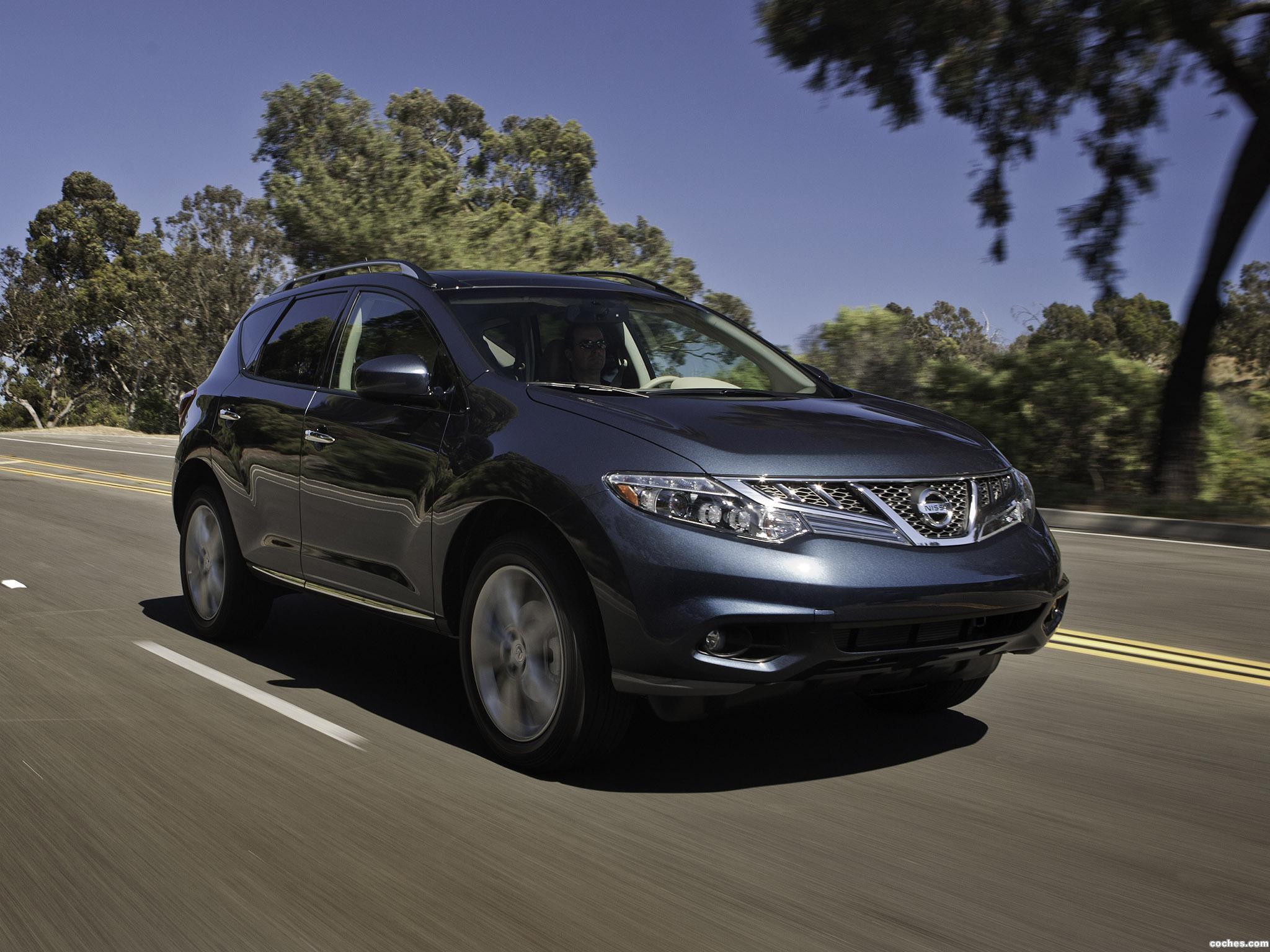 Foto 2 de Nissan Murano USA 2010