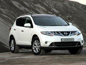 Ver foto 1 de Nissan Murano Z51 2012