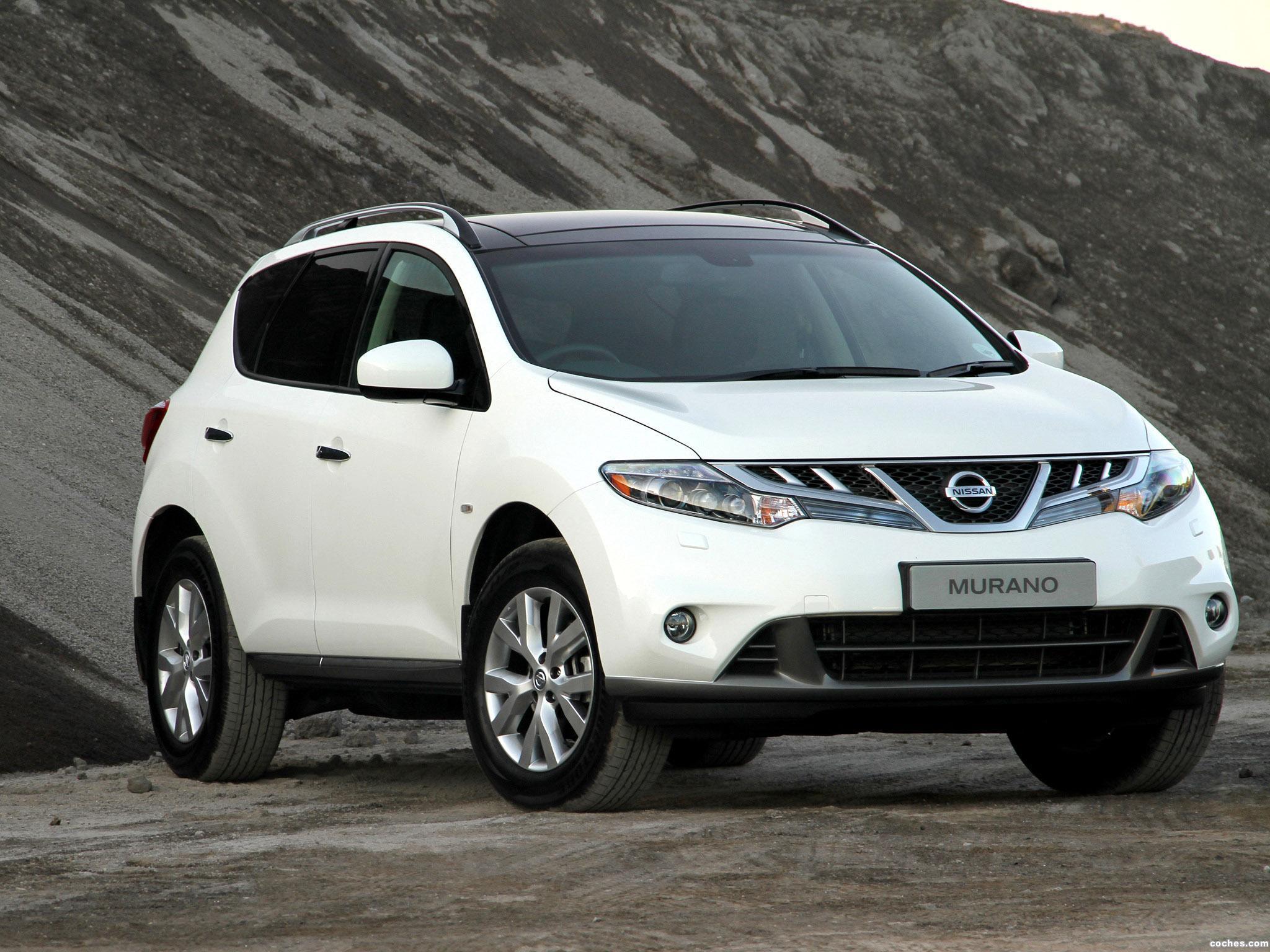 Fotos De Nissan Murano Z51 2012