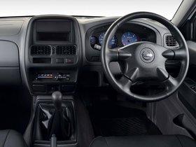 Ver foto 9 de Nissan NP300 Hardbody Silver Single Cab D22  2013