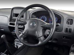 Ver foto 8 de Nissan NP300 Hardbody Silver Single Cab D22  2013