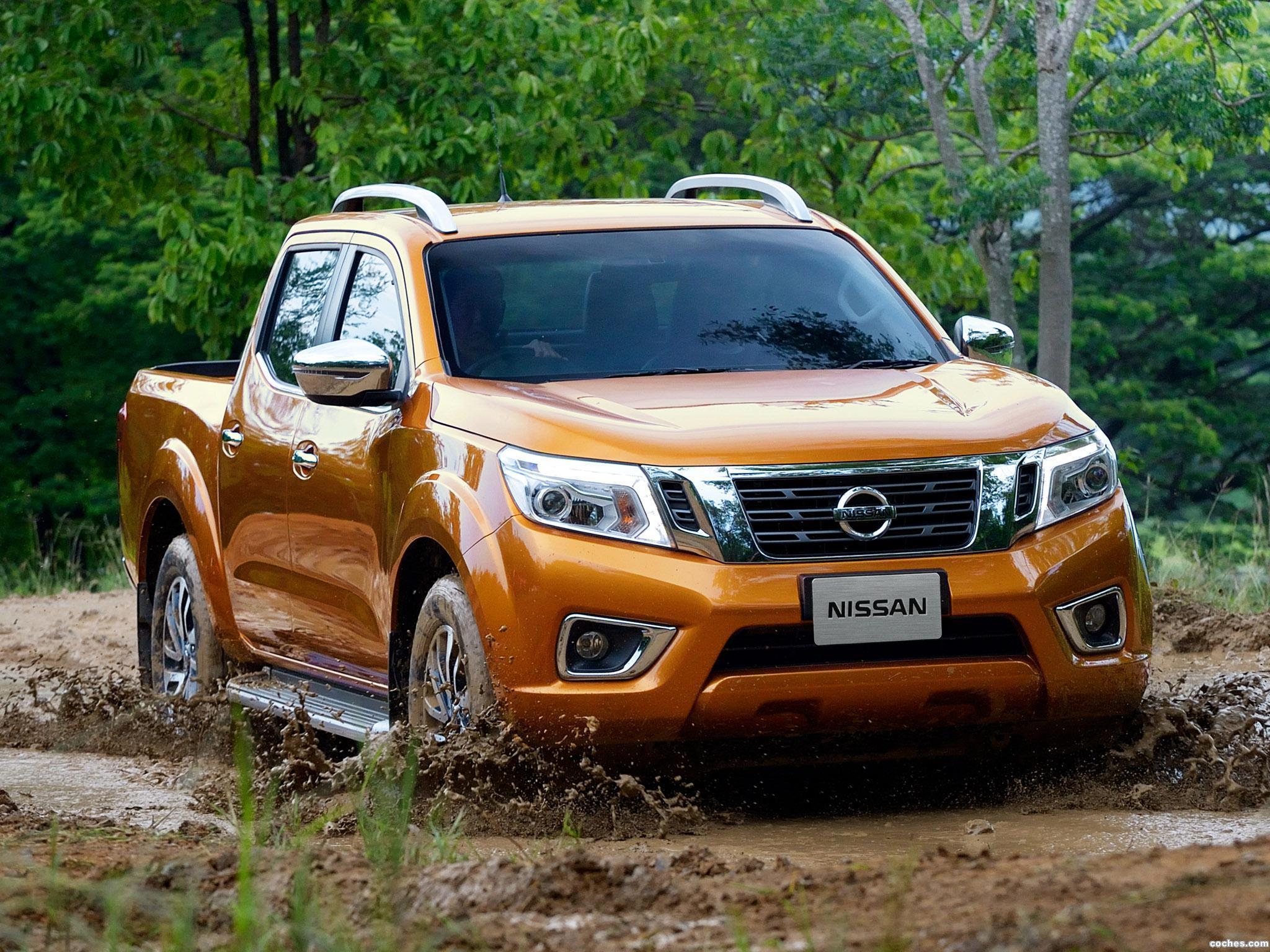 Foto 0 de Nissan NP300 Navara Double Cab 2014
