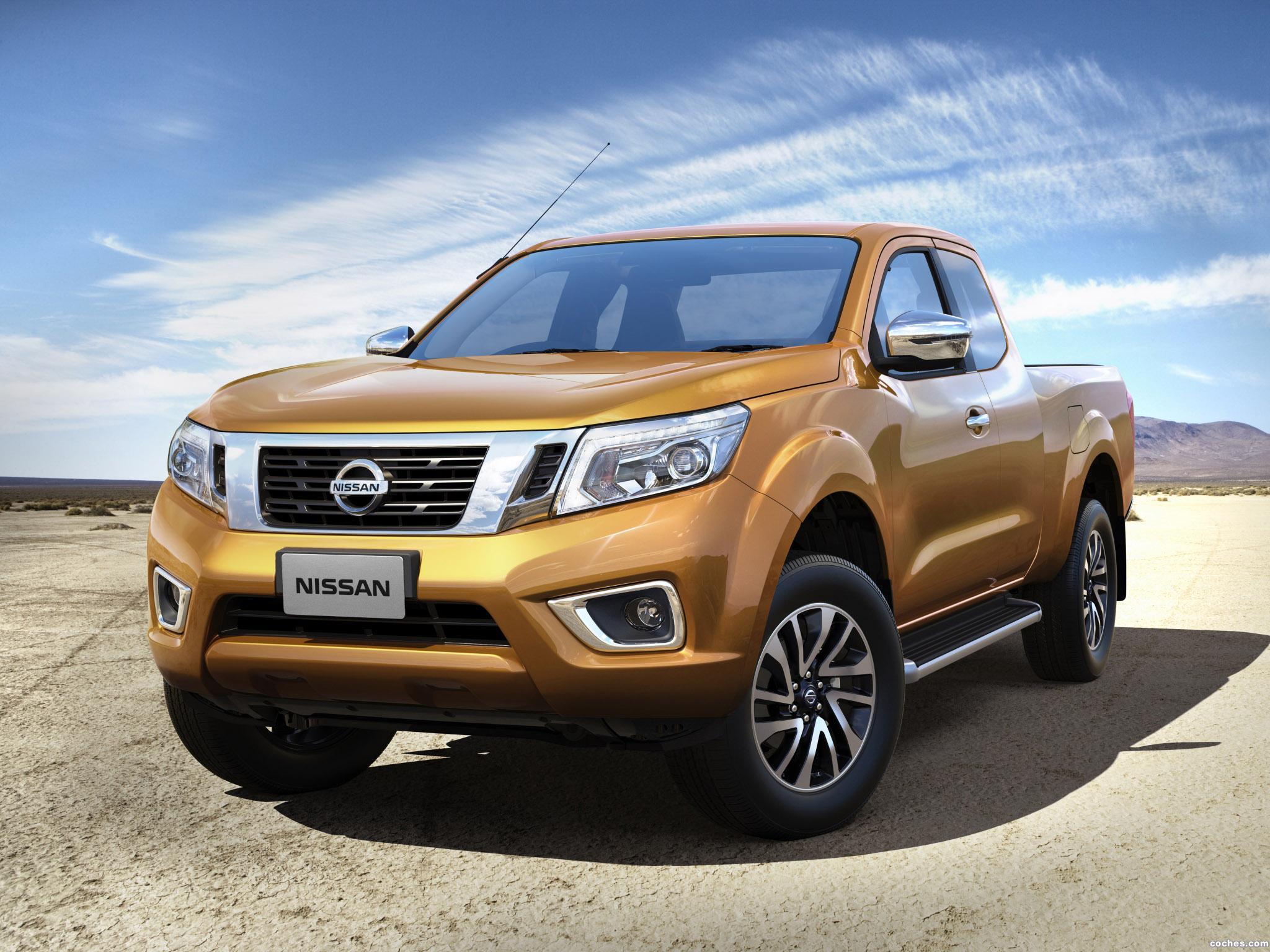 Foto 6 de Nissan NP300 Navara Single Cab 2014