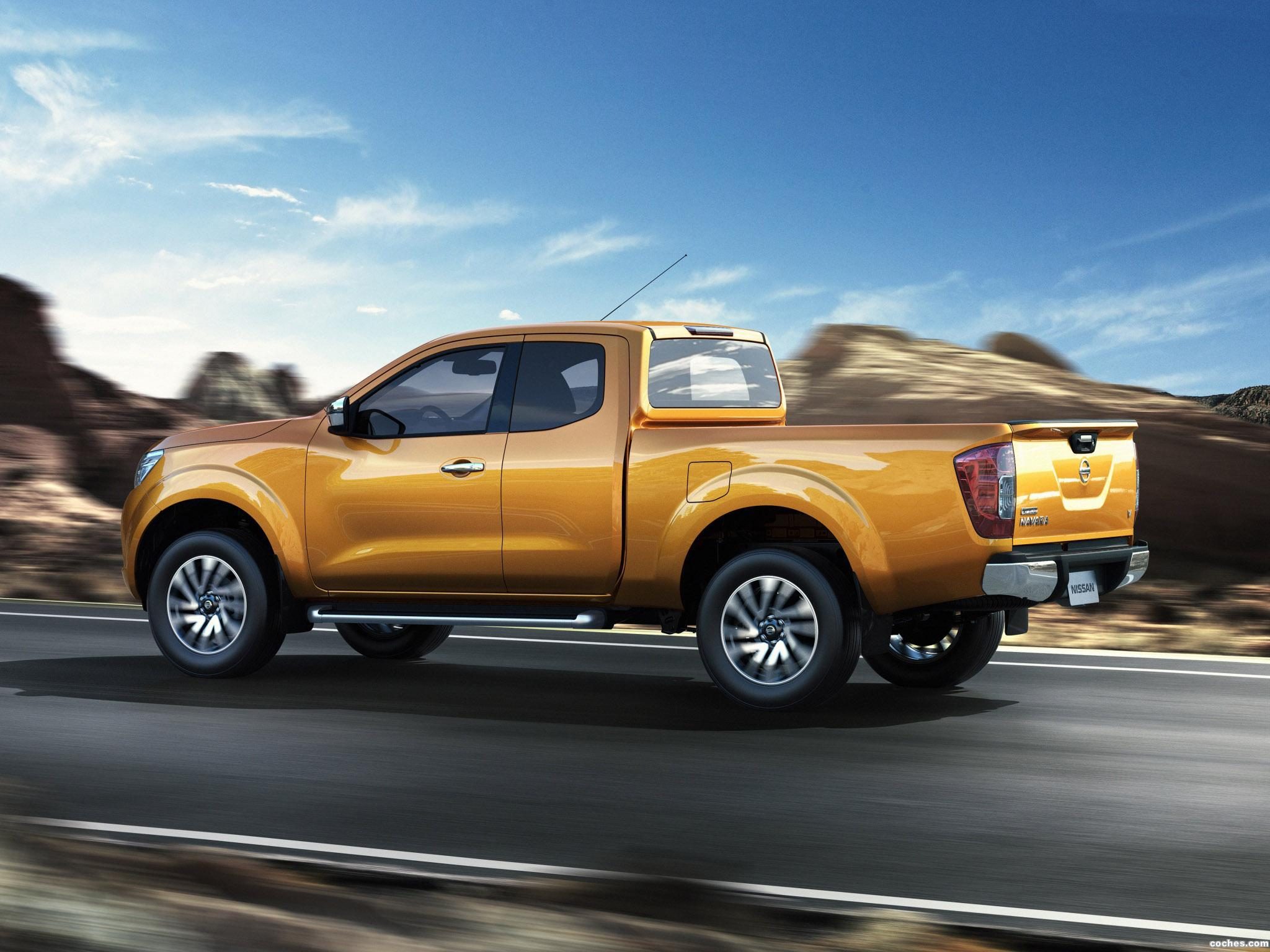 Foto 5 de Nissan NP300 Navara Single Cab 2014