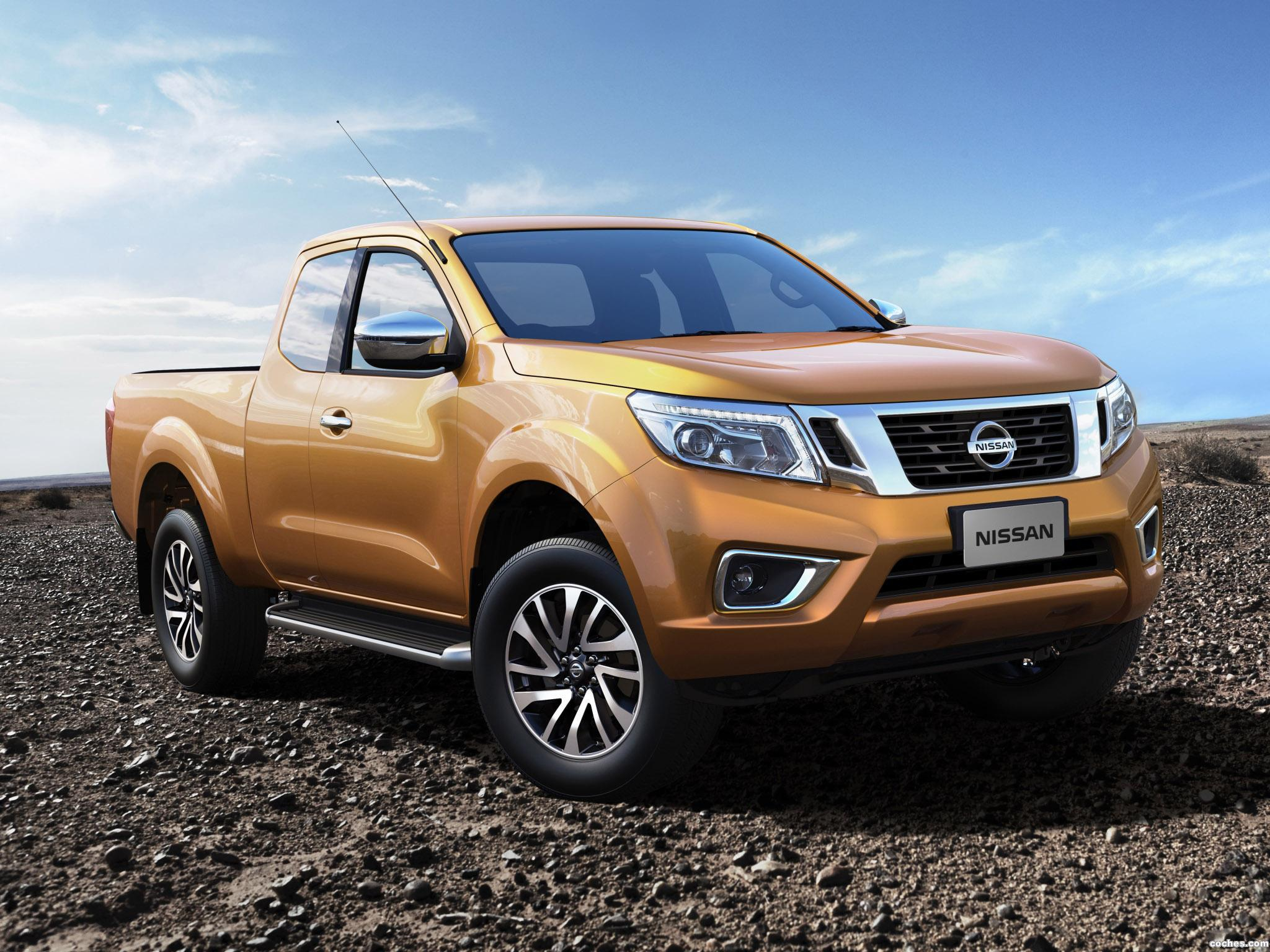 Foto 0 de Nissan NP300 Navara Single Cab 2014