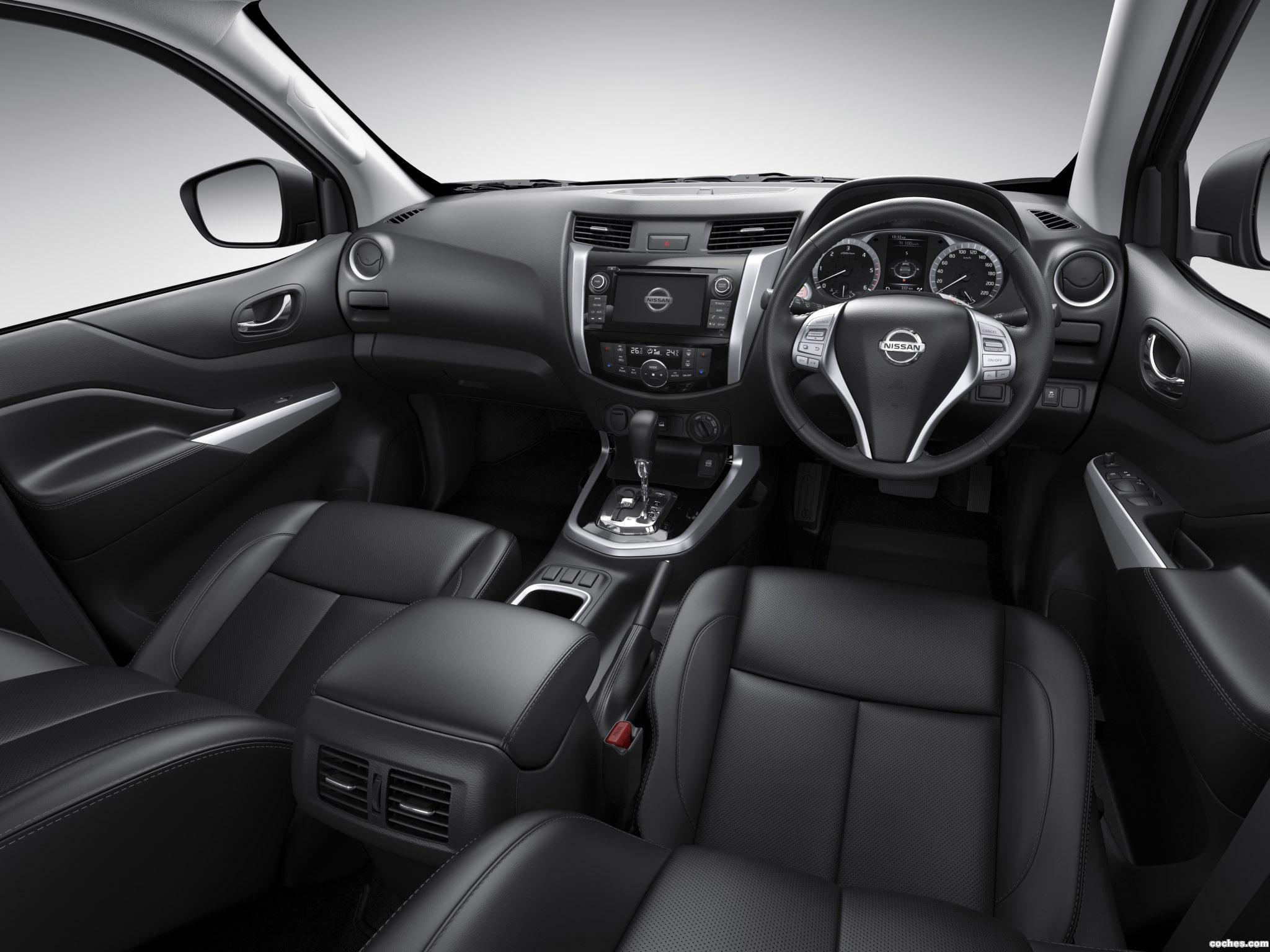 Foto 14 de Nissan NP300 Navara Single Cab 2014