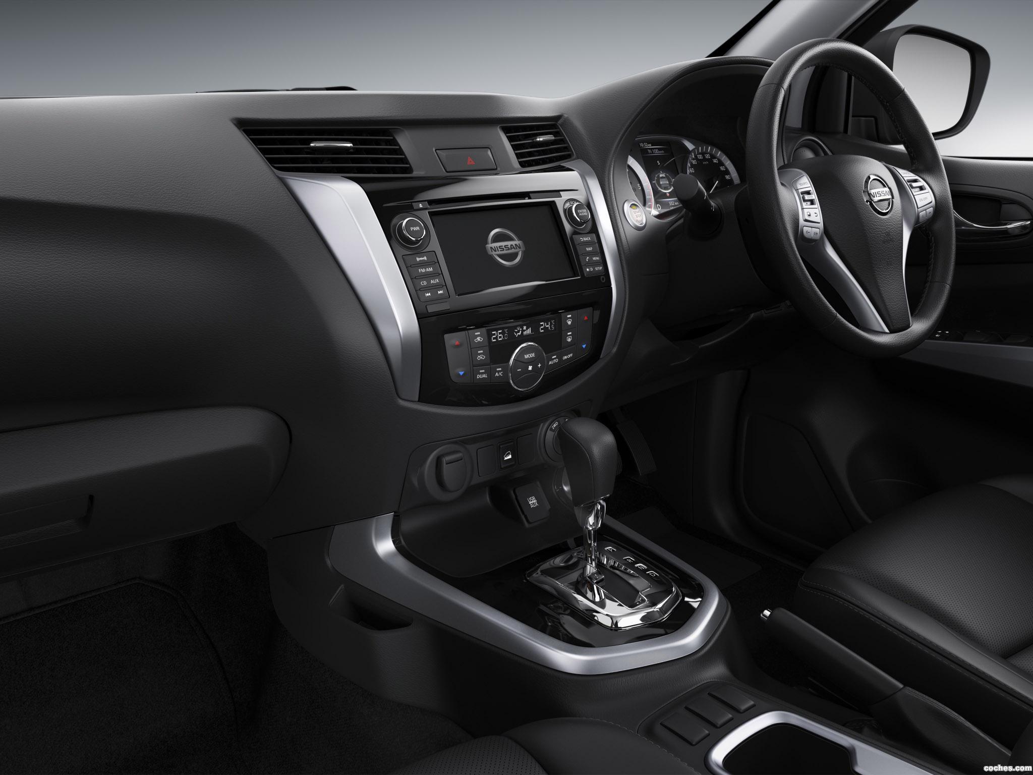 Foto 12 de Nissan NP300 Navara Single Cab 2014