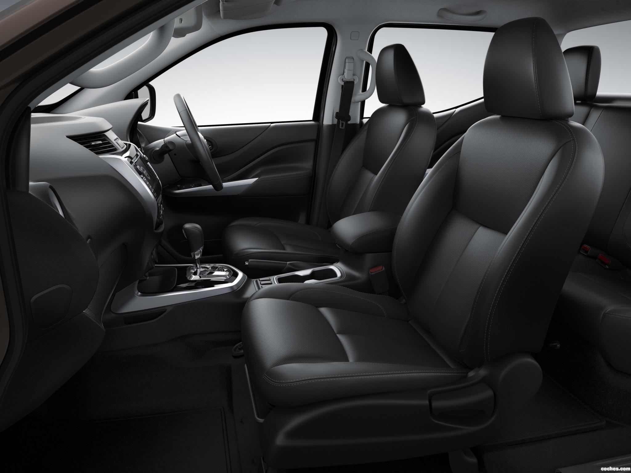 Foto 11 de Nissan NP300 Navara Single Cab 2014