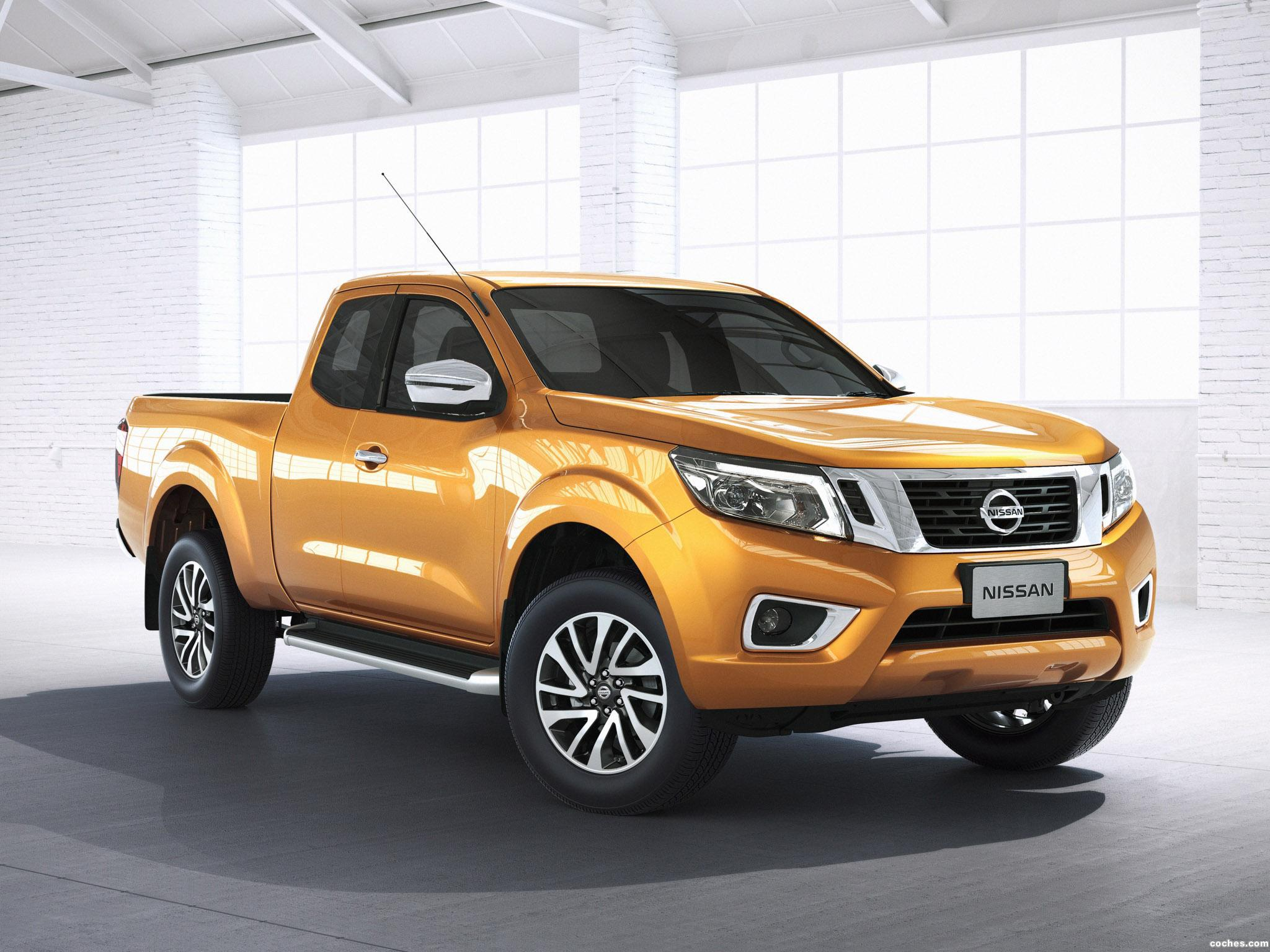 Foto 10 de Nissan NP300 Navara Single Cab 2014