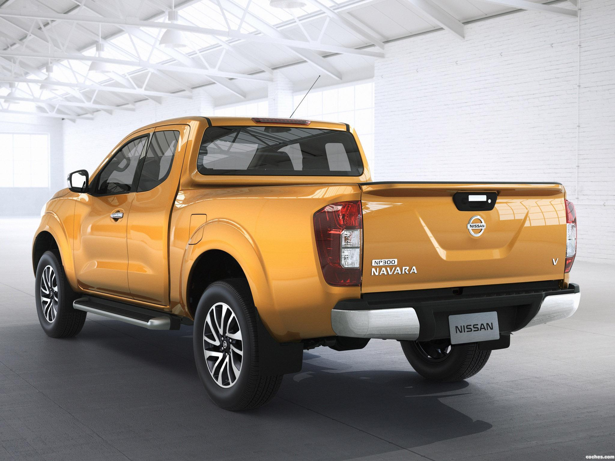 Foto 7 de Nissan NP300 Navara Single Cab 2014