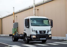 Ver foto 3 de Nissan NT500 Chasis Cabina 2014