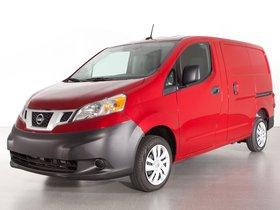 Fotos de Nissan NV200 Compact Cargo 2013
