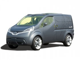 Ver foto 9 de Nissan NV200 Concept 2007
