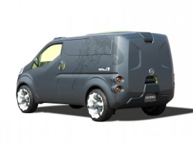 Ver foto 5 de Nissan NV200 Concept 2007