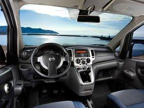 Ver foto 10 de Nissan NV200 Evalia 2010