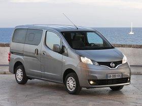 Ver foto 8 de Nissan NV200 Evalia 2010