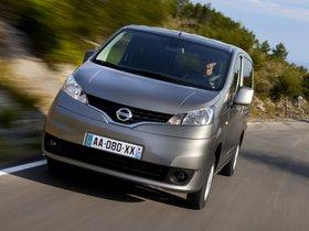 Ver foto 6 de Nissan NV200 Evalia 2010