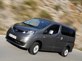 Ver foto 2 de Nissan NV200 Evalia 2010