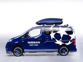 Ver foto 7 de Nissan NV200 Evalia Fan Van  2015