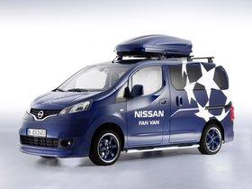 Ver foto 4 de Nissan NV200 Evalia Fan Van  2015