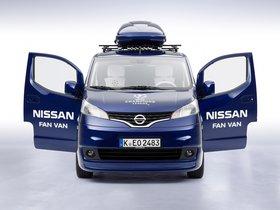 Ver foto 2 de Nissan NV200 Evalia Fan Van  2015