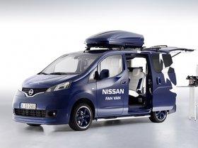Fotos de Nissan NV200 Evalia Fan Van  2015