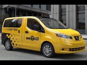 Fotos de Nissan NV200 NYC Taxi 2011