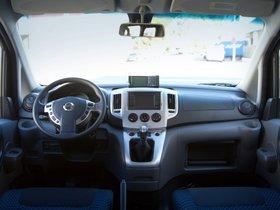 Ver foto 5 de Nissan NV200 Taxi 2012