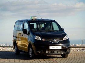 Ver foto 2 de Nissan NV200 Taxi 2012