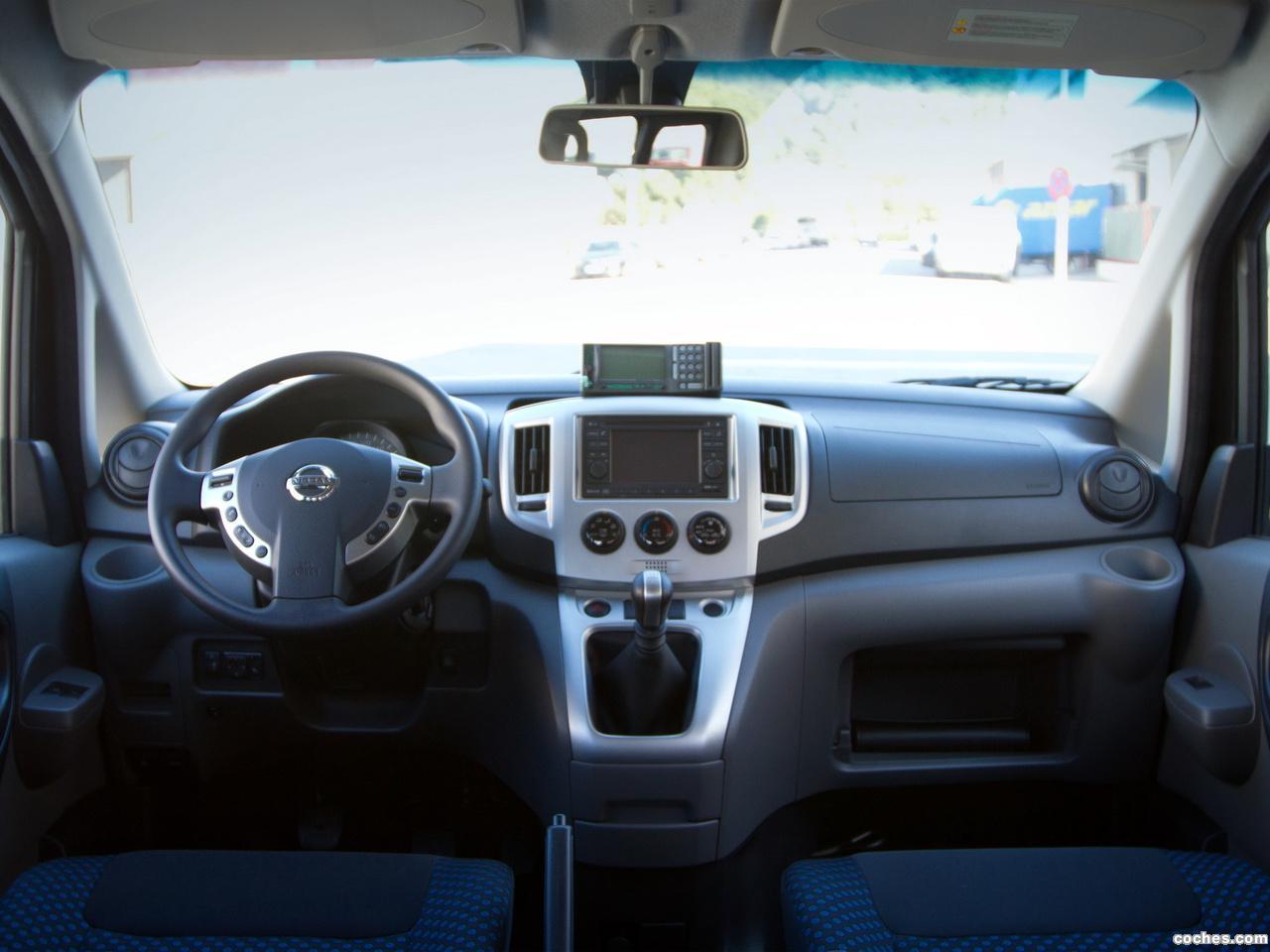 Foto 4 de Nissan NV200 Taxi 2012
