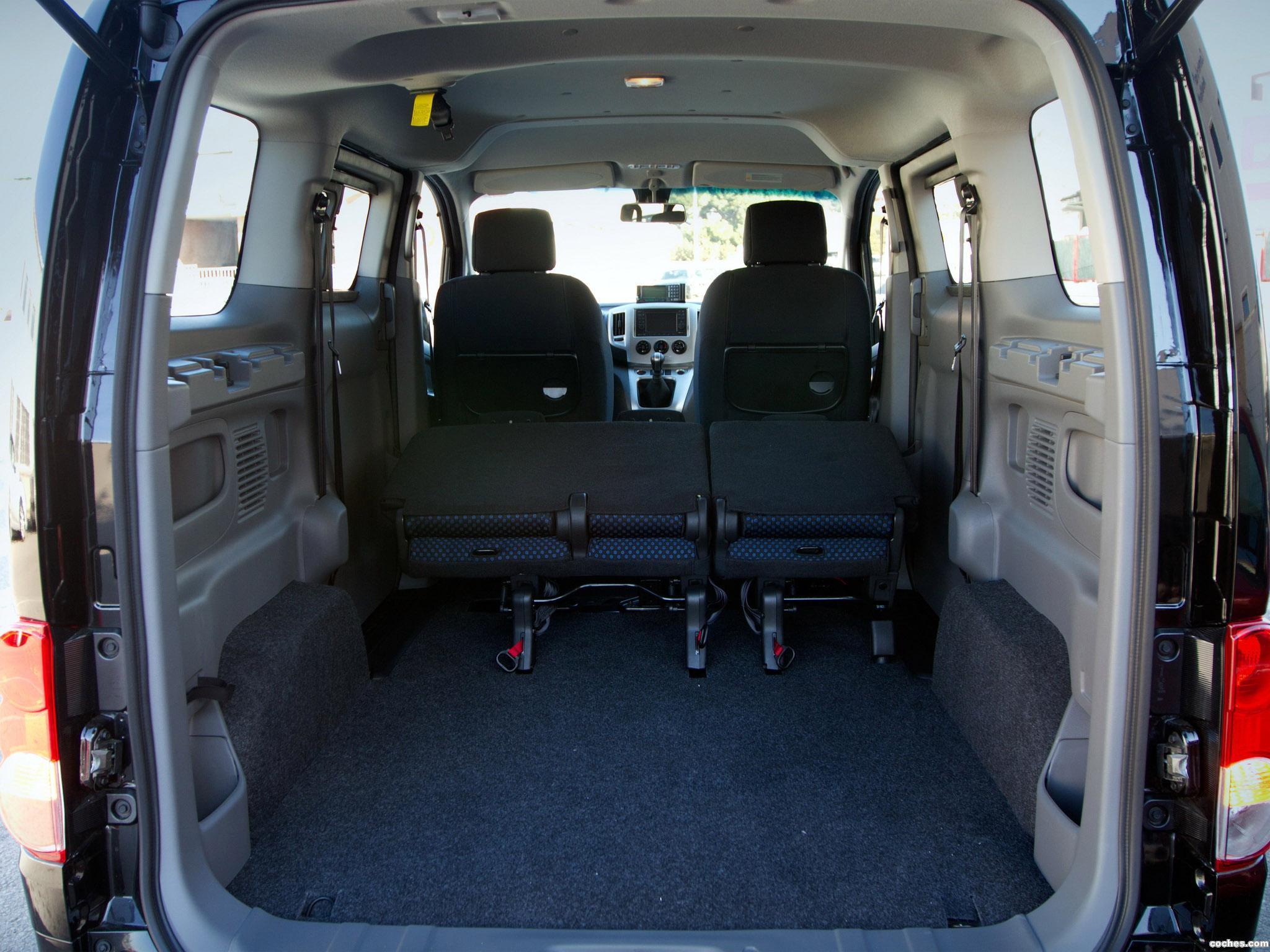 Foto 3 de Nissan NV200 Taxi 2012