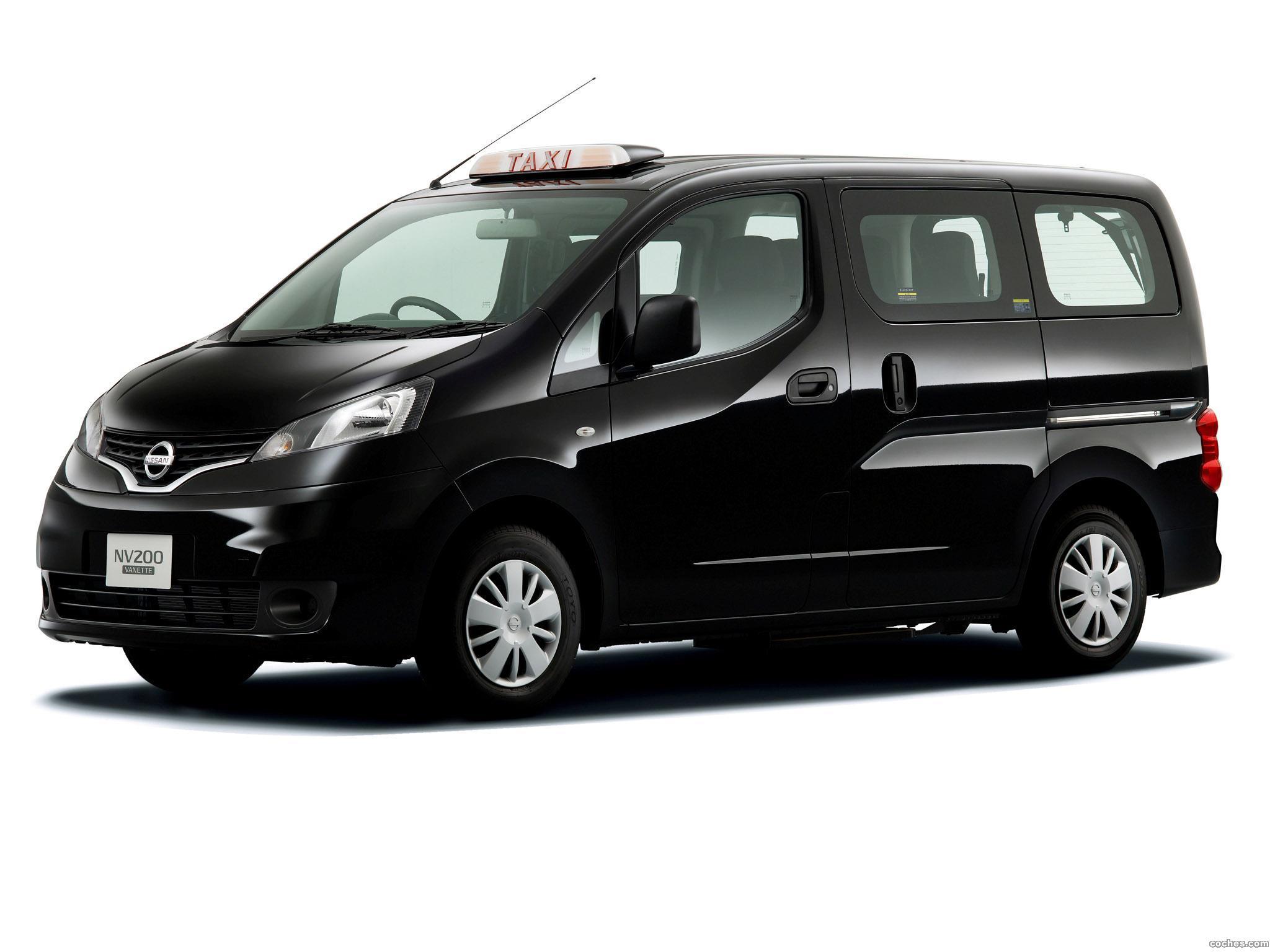 Foto 0 de Nissan NV200 Vanette Taxi 2009