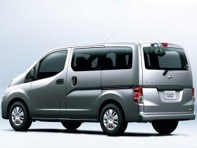 Ver foto 15 de Nissan NV200 Vanette Van GX 2009