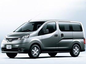 Ver foto 14 de Nissan NV200 Vanette Van GX 2009