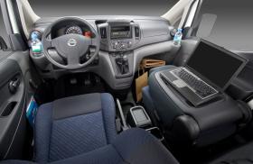 Ver foto 11 de Nissan NV200 Furgón 2010