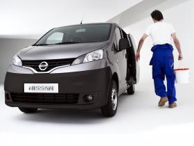 Ver foto 9 de Nissan NV200 Furgón 2010