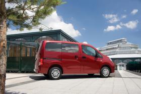 Ver foto 10 de Nissan NV200 Combi 2010