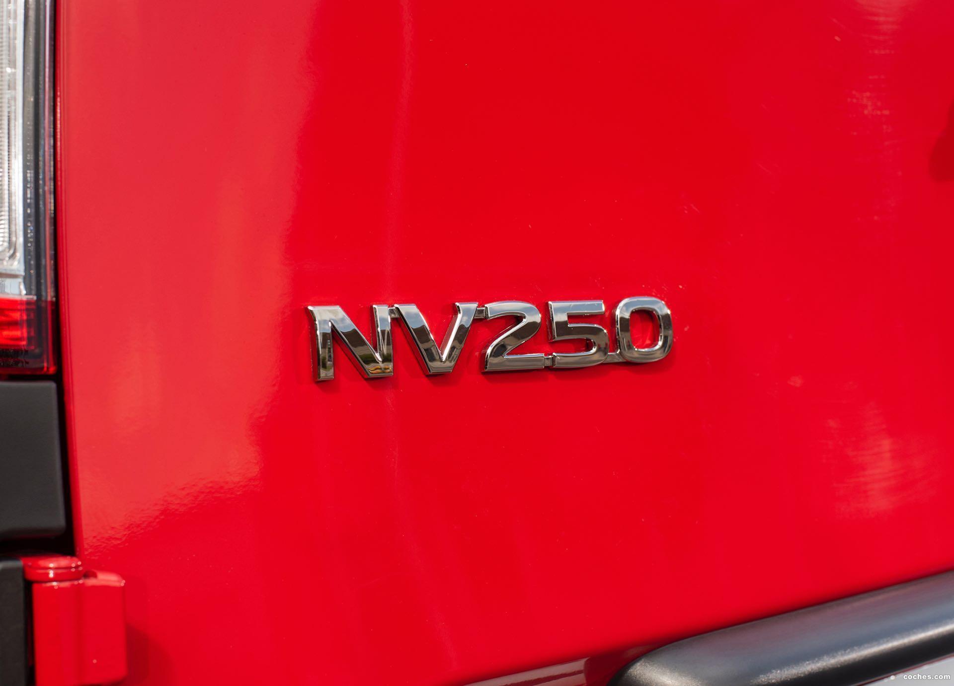 Foto 24 de Nissan NV250 L1 Van 2019