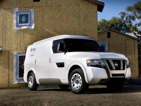 Ver foto 6 de Nissan NV2500 Concept 2008