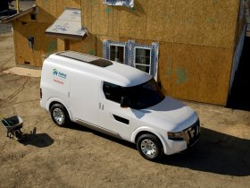 Ver foto 4 de Nissan NV2500 Concept 2008