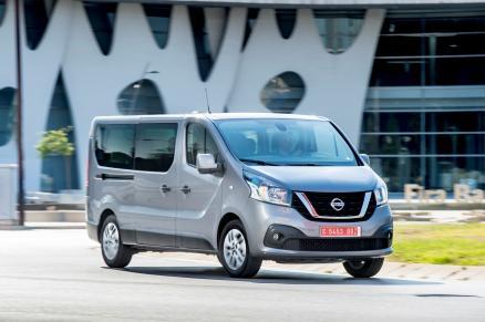 Nissan NV300 Combi 6 2.0dci S&s L1h1 1t Comfort 145